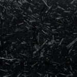 Чёрный мрамор Black Fossil